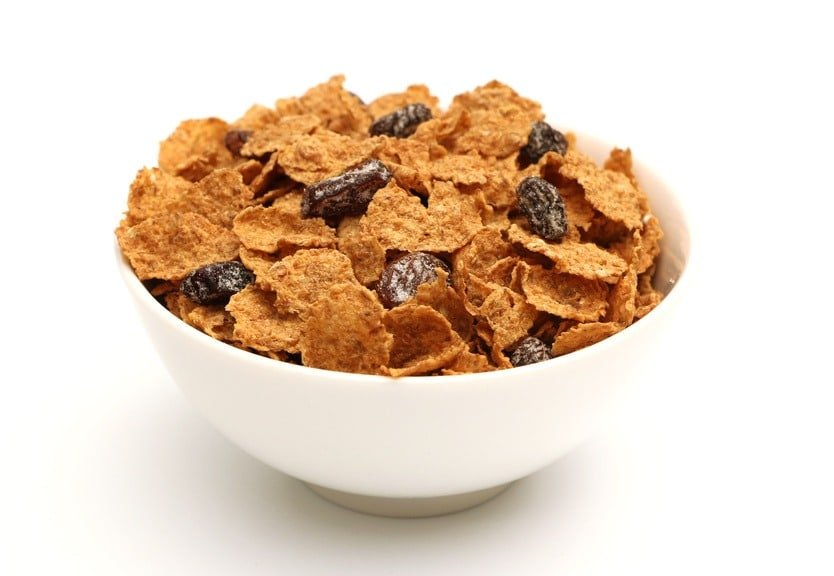 cereal - one of the 16 foods that cause acne
