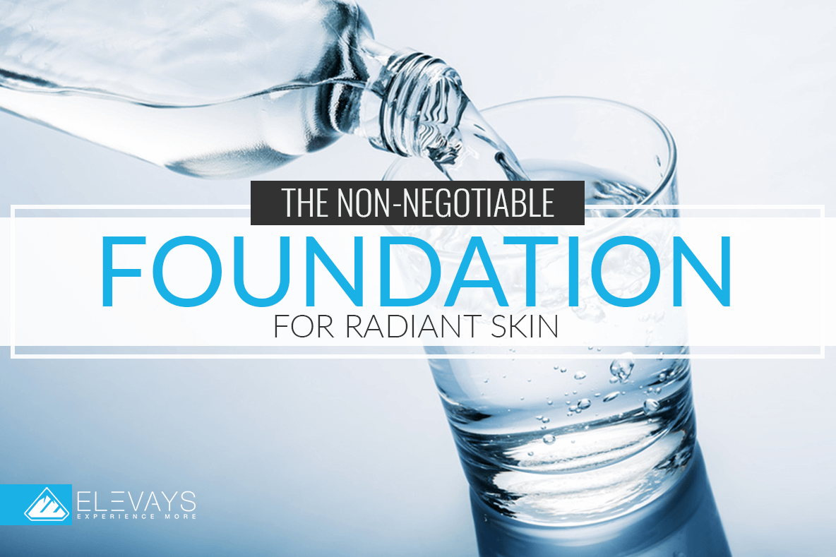 The non negotiable foundation for radiant skin