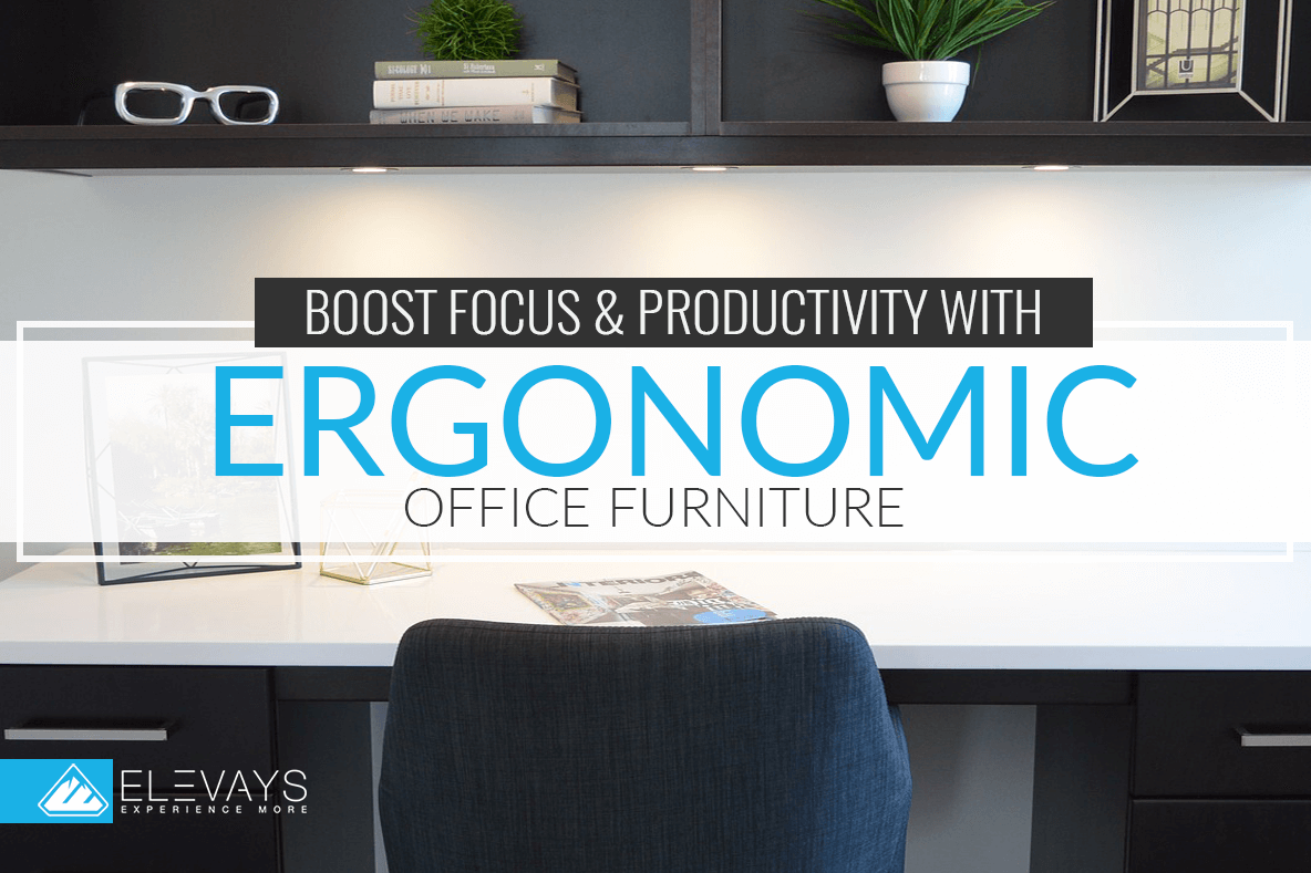 Boost Productivity & Focus with Ergonomic Office Furniture
