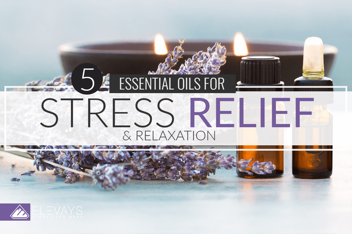 The Best Essential Oils Stress Relief