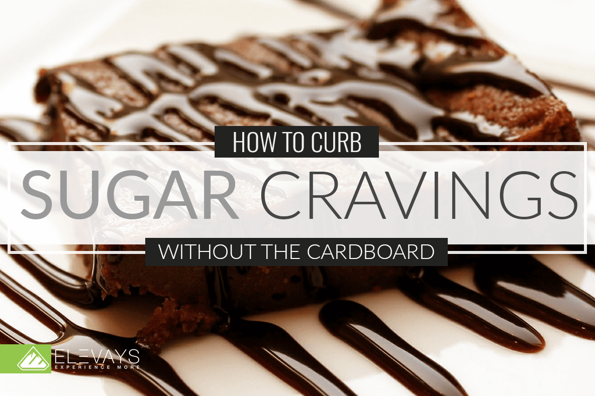 How to curb sugar cravings without the cardboard
