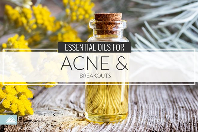Top Essential Oils for Acne & Breakouts