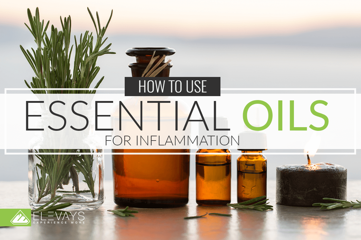 The Best Essential Oils for Inflammation