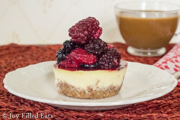 Cottage Cheese Cake Keto