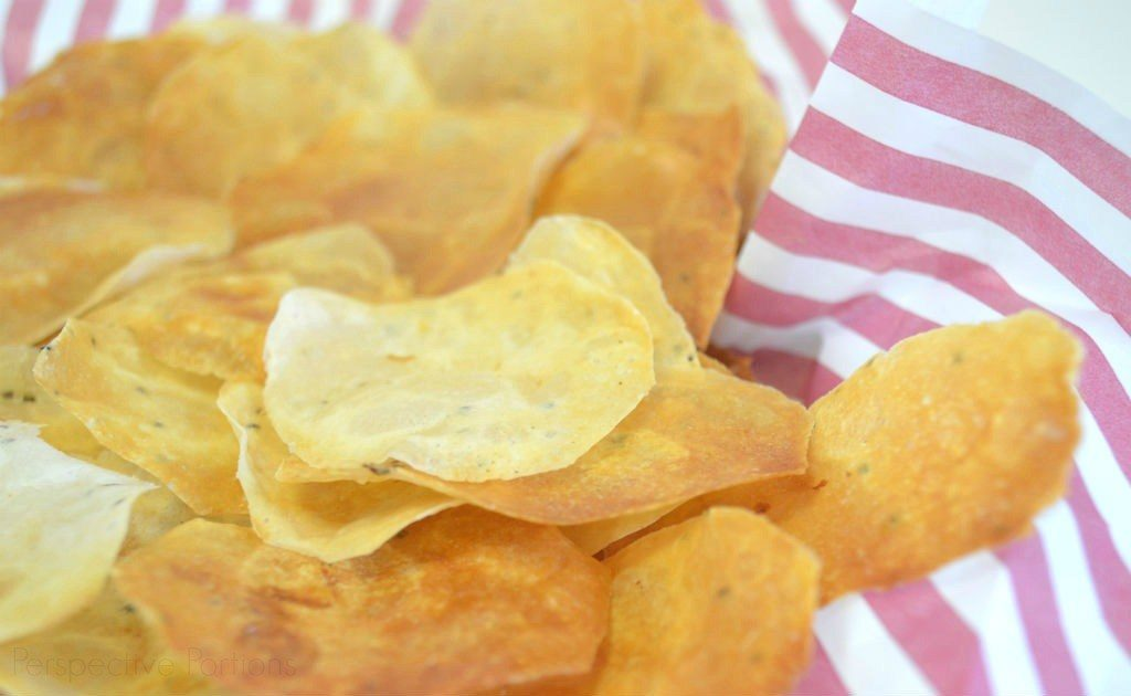 Keto Cottage Cheese Crisps