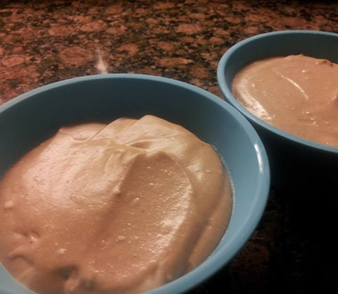 Keto Cream Cheese Chocolate Peanut Butter Ice Cream