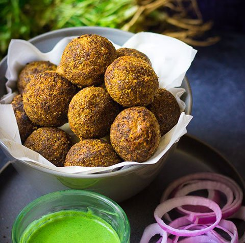Keto Broccoli Cottage Cheese Balls Low Carb