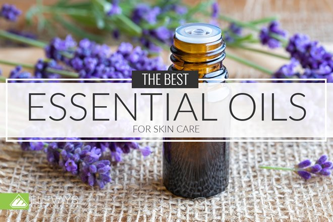 Essential oils aren't just good for their aromatherapy--they work wonders for your skin too. Every skin issue you can think of from wrinkles to acne to eczema--there's an essential oil for that. I'll tell you the best essential oils to add to your skincare routine for beautiful, healthy, Jennifer Aniston looking skin. #essentialoils #naturalremedies #naturalbeauty