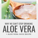 Why We Can't Stop Drinking Aloe Vera