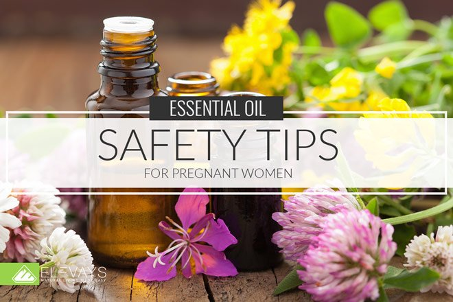 essential oils safe for pregnancy and breastfeeding