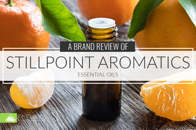 Brand Review Stillpoint Aromatics